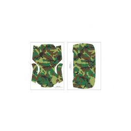 MAVIC MINI - Sada nálepek (Green) - 2