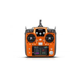 Vysílač AT10II s přijímačem R12DS + telem. modul - 1