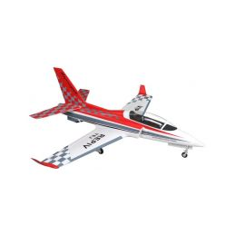Viper Jet 1450mm EPP - červený ARF set - 1