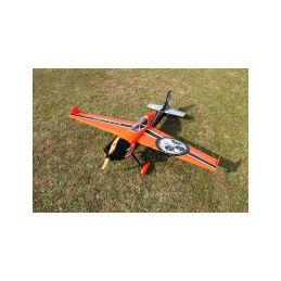 """67"""" Edge 540 V3 (1 710 mm) 20ccm Oranžovo/Černá - 1"""