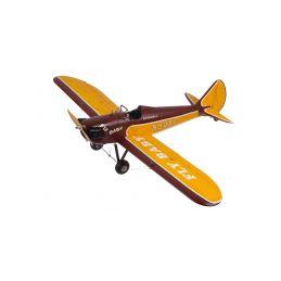 Fly Baby 1400mm ARF Žluto/Hnědá - 1