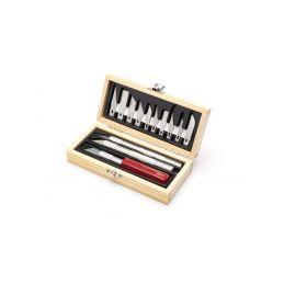 44282 Sada nožů v dřevěném boxu - 1