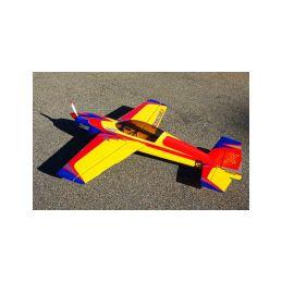 """60"""" Extra 300 EXP V2 - Žlutá/Červená 1,52m - 1"""