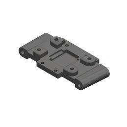 Zadní Bulkhead - kompositový plast, 1 ks. - 1