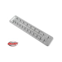 Hliníkový držák pastorků 48DP/3,17mm hřídel (pro jednadvacet pastorků) - 1