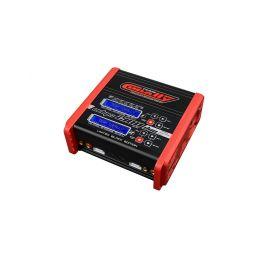 Eclips 2100 Duo - AC/DC - 100W - LCD - 2x 1-6 Li-Xx - 1-15 Ni-Xx - 1