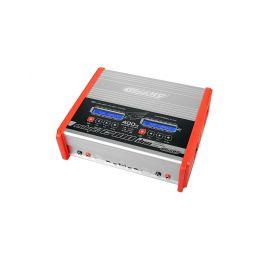 Eclips 2400 Duo - AC/DC - 400W - LCD - 2x 1-6 Li-Xx - 1-15 Ni-Xx - 1