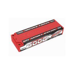 Sport Racing 50C LiPo Stick Hardcase-6000mAh-7.4V-4mm Bullit (44,4Wh) - 1