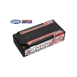 VOLTAX 120C LiPo LCG Shorty Hardcase-5000mAh-7.4V-G4 (37,0Wh) - 1