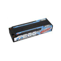 X-CELERATED 100C LiPo Stick Hardcase-7200mAh-7.4V-G4 (51,80Wh) - 1