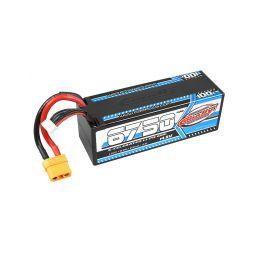 X-CELERATED 100C LiPo Stick Hardcase-6750mAh-14.8V-XT90 (99,90Wh) - 1