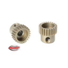 Ocelový tvrzený pastorek 23 zubů (modul 64DP) - 1
