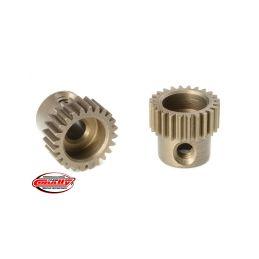 Ocelový tvrzený pastorek 24 zubů (modul 64DP) - 1