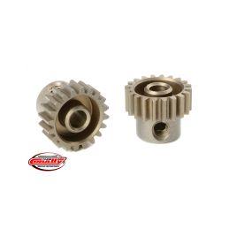 Ocelový tvrzený pastorek 20 zubů (modul 48DP) - 1