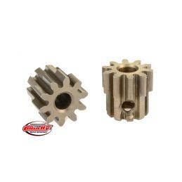 Ocelový tvrzený pastorek 10 zubů (modul 32DP) - 1