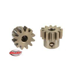 Ocelový tvrzený pastorek 12 zubů (modul 32DP) - 1