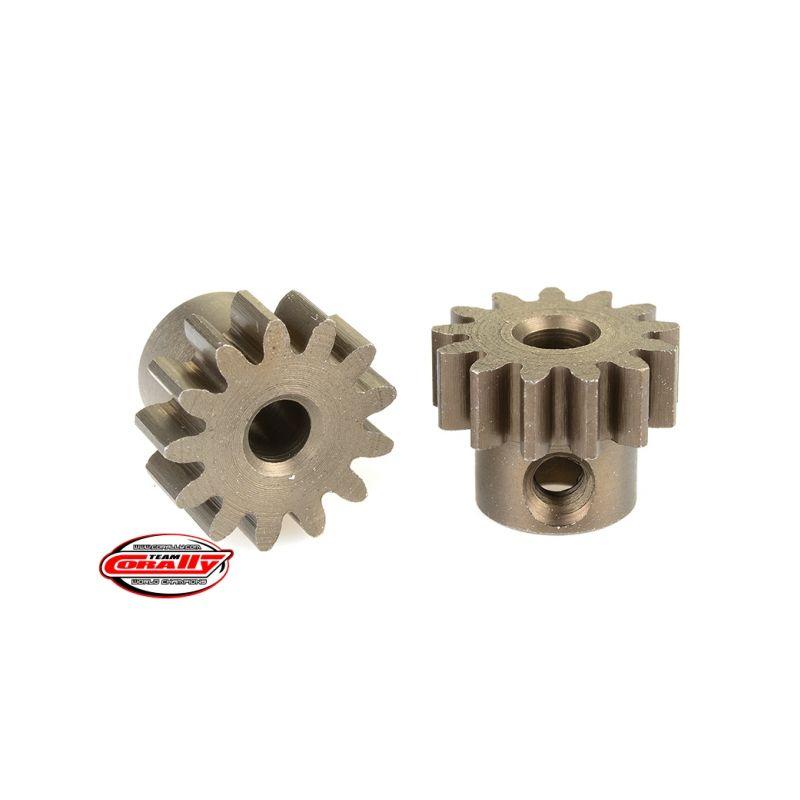 Ocelový tvrzený pastorek 13 zubů (modul 32DP) - 1
