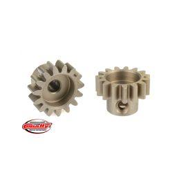 Ocelový tvrzený pastorek 15 zubů (modul 32DP) - 1