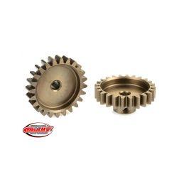 Ocelový tvrzený pastorek 24 zubů (modul 32DP) - 1