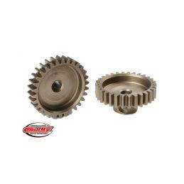 Ocelový tvrzený pastorek 30 zubů (modul 0,6) - 1