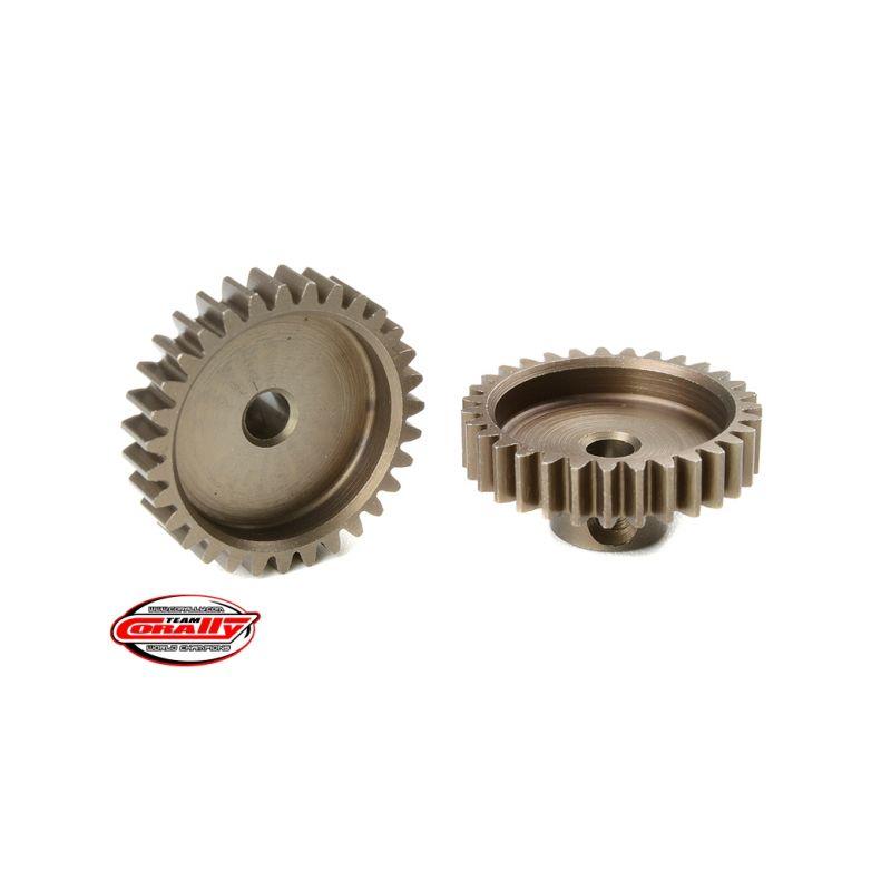 Ocelový tvrzený pastorek 31 zubů (modul 0,6) - 1