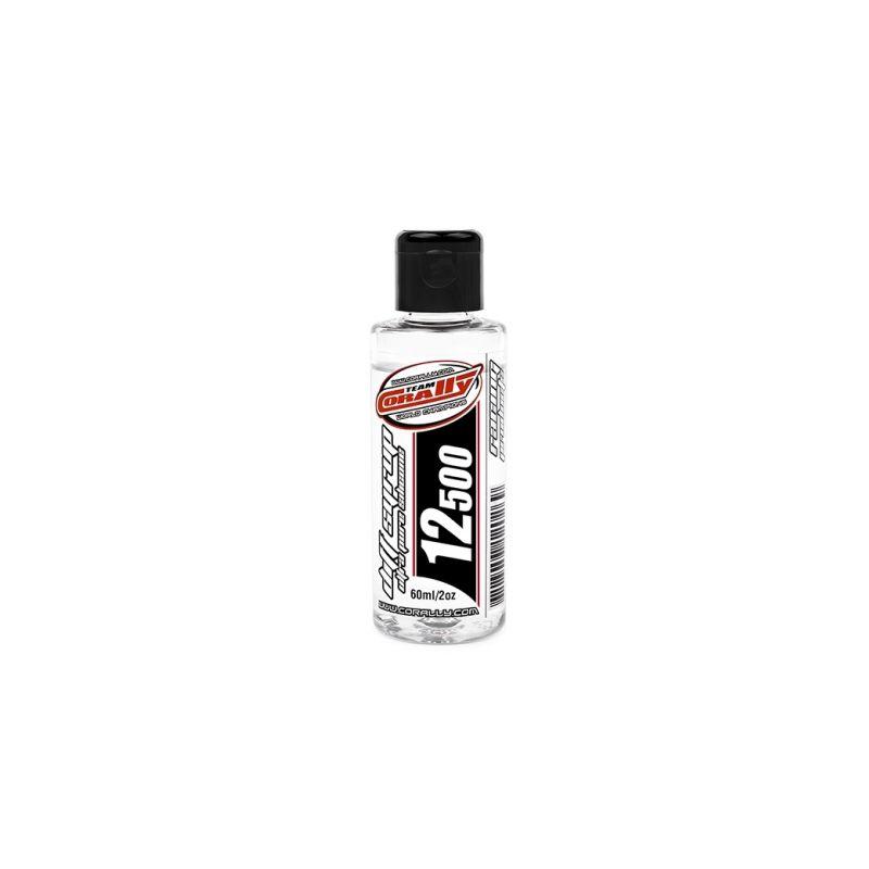 TEAM CORALLY - silikonový olej do diferenciálů 12.500 CPS (60ml/2oz) - 1