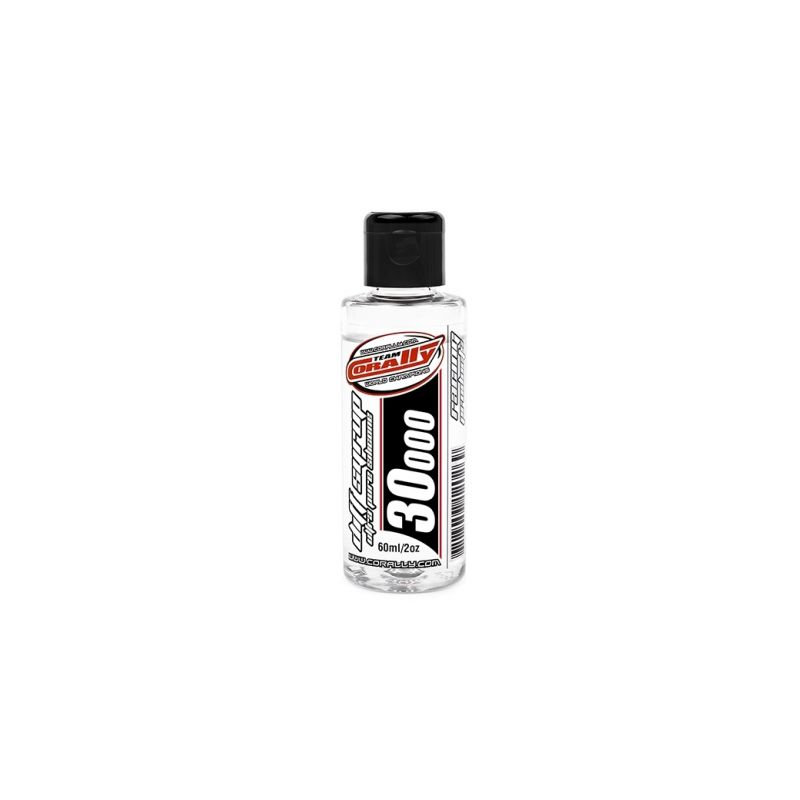 TEAM CORALLY - silikonový olej do diferenciálů 30.000 CPS (60ml/2oz) - 1