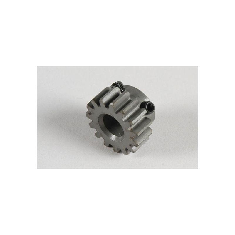 Ocelový pastorek 15 zubů - 1