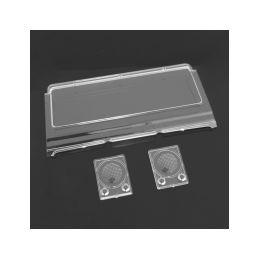Přední čelní sklo RAID - 1