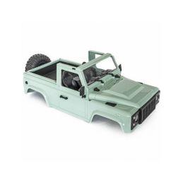 RAID 1 & 2 zelená karoserie - 1