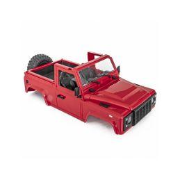 RAID 1 & 2 červená karoserie - 1