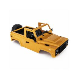 RAID 1 & 2 žlutá karoserie - 1