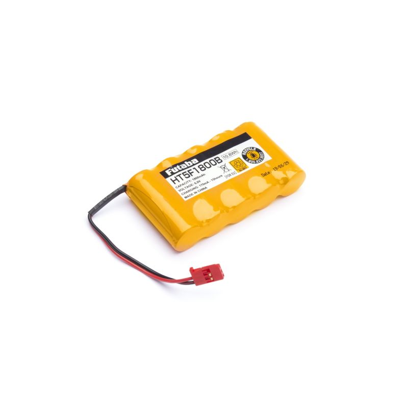 Futaba TX akumulátor NiMH 6V 1800mAh - 1