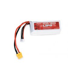 Power Pack LiPo 4/1800 14,8 V 30C XT60 - 1