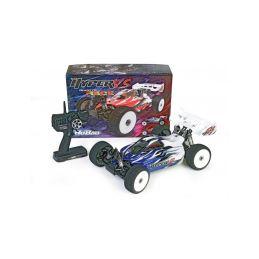 Hyper VS Elektro Buggy RTR modrý (HOBAO) - 1