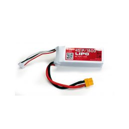 Power Pack LiPo 4/1600 14,8 V 90C XT60 - 1