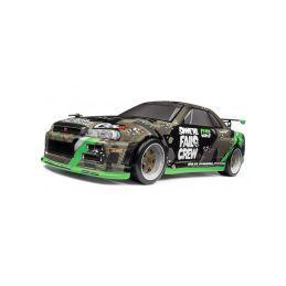 Micro RS4 Drift RTR Nissan Skyline GT-R - Fail Crew - 1