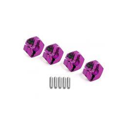 Hliníkové unašeče úzké (4 ks) - 1