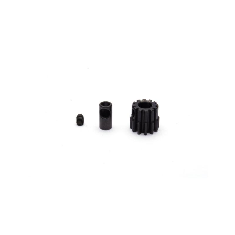 Motorový pastorek 12 zubů, modul 32 + 5mm adaptér - 1