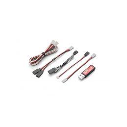 ISC USB adaptér pro nastavení serva a RC soupravy - 1
