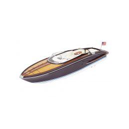 Revival luxusní motorový člun 1:30 ARTR - 1