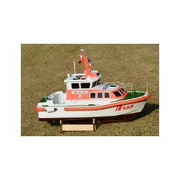 Casper Otten záchranářský člun 1:20 kit - 1