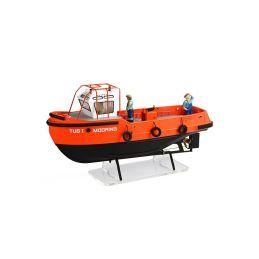 Mooring Tug 1 přístavní remorkér 1:32 kit - 1