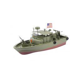 Pibber PBR MkII hlídkový člun 1:18 ARTR - 1
