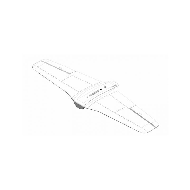 1-00624 Funracer křídla bez serv - 1