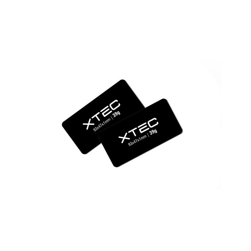 CCL Battery závaží - 97x47x1mm - 39g - 1