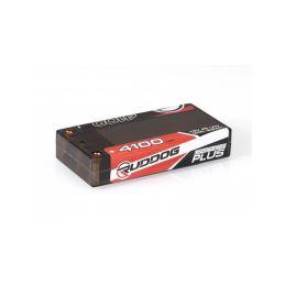 RUDDOG 4100mAh 100C 7,6V LiHV GRAPHENE Plus LCG Shorty sada - 1