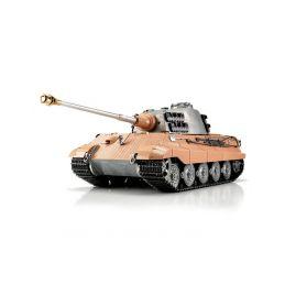 TORRO tank PRO 1/16 RC Kingtiger bez nástřiku - infra - 1