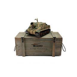 TORRO tank PRO 1/16 RC Sturmtiger kamufláž - infra - 8