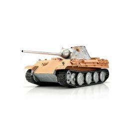 TORRO tank PRO 1/16 RC Panther F bez nástřiku - infra - 1
